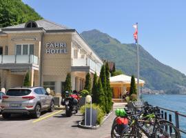 Hotel Faehri, Gersau