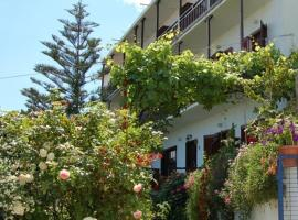 Hotel Erato, Khorevtón