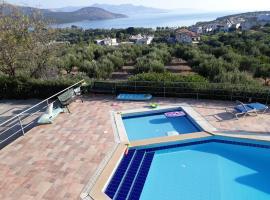 Stelios Apartments, Istro