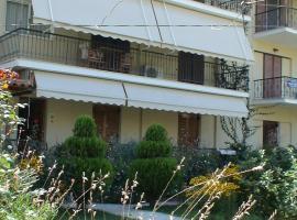 Irinis Apartments, Parálion Ástros