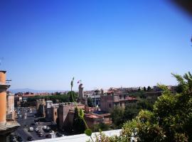 Sunny Penthouse, Rzym