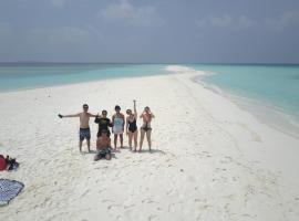 Summer Shade Maldives, Atollo Baa