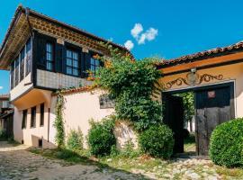 Zoev House, Karlovo
