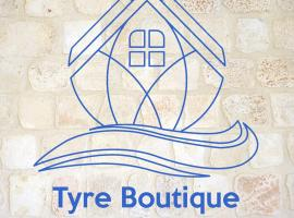 Tyre Boutique Apartments, Soûr