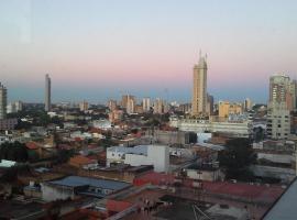 Estudio en el Centro de Asunción, Asuncion