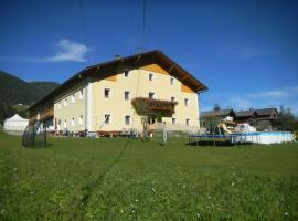 Ferienwohnung-Dolomitenblick, Strassen