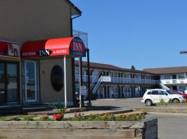Red Deer Inn & Suites, Red Deer