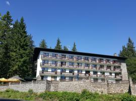 Hotel Stella, Железна-Руда