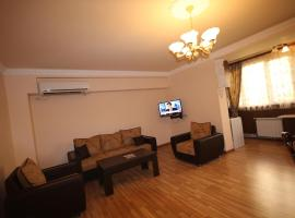 Comfortable Apartment in the City Centre, Yerevan