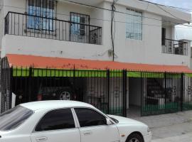 Pesyro Hostel, Ríohacha