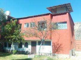 Waro Hostel, Urubamba