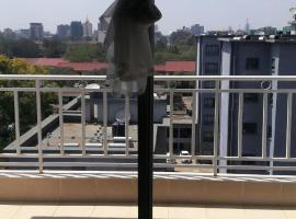 Two bedroom apartment, Nairobi