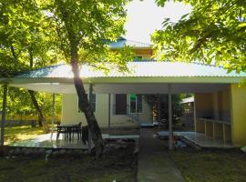 Villa Ulvi, Vǝndam
