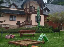 Apartmány Mondeková, Ostružná