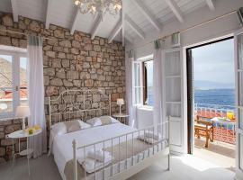 Aquarella Apartments, Halki