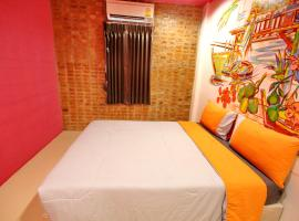Chic Hostel Bangkok, Бангкок