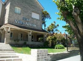 Hotel Villa Alvear, Mar del Plata