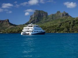 Haumana Cruise Bora Bora to Taha'a, Bora Bora