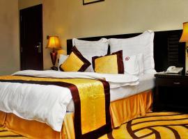 Galaxy Hotel, Kigali