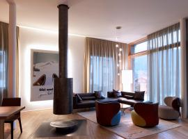 Edelweiss Mountain Suites 03-02, Flims