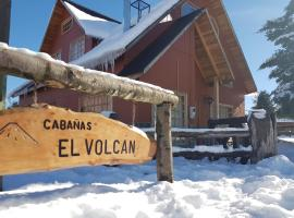 Cabaña El Volcan, Malalcahuello