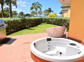 Beach Garden One-Bedroom condo - E124-2, Пальм Бич