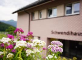 Schwendihaus, Amden
