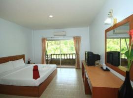 Phu Panwa Resort, Aonang Beach