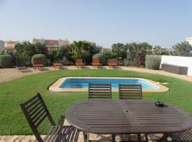 Self Catering Villas with Pools at Dunas Resort, Santa Maria