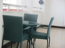 Hotel Chez Wou, Luanda