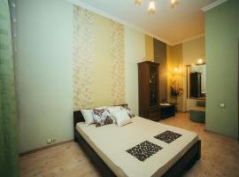 Apartment on Franka 2, Lviv