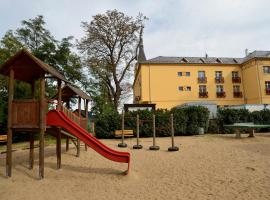 Hotel Větruše, Усти-над-Лабем