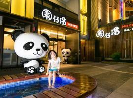 Garden Spring Hotel, Jiaoxi