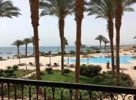 Apartment with Sea & Pool View in Esplanada Residence - Families only, Hurghada