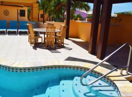 Villa Ruby, 棕榈滩