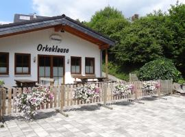 Ferienhaus Orkeklause, Винтерберг