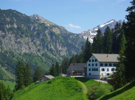 Berggasthaus Sücka, Тризенберг