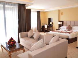 Berlottue Hotel, Addis Ababa