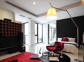 Tainan Anping L House, Anping