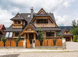 Willa Bajkowe Widoki Apartamenty, Zakopane