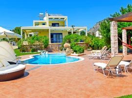Villa Angelina, Pefki Rhodes