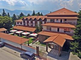 Spa Hotel Ivelia, Dŭbnitsa