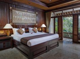 Hotel Tjampuhan Spa, Ubud
