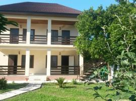 Guest house Mimoza, Lidzava