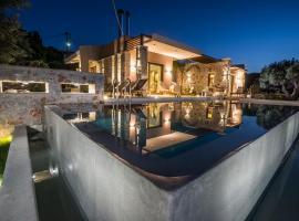 AA Luxury Villas, Kato Daratso