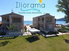 Iliorama Luxury Apartments, Skála Potamiás