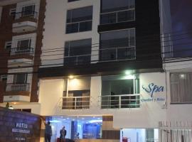 Hotel Bogota Expocomfort, Bogotá