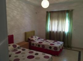 Appartement NOUZA, Al-Hammamat