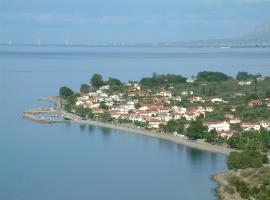 Villa Galinotis, Karaḯskos