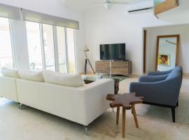 3BR / 3BA Modern Paradise Loft Condo in Gated Community w/ Daily Housekeeping, Sosúa